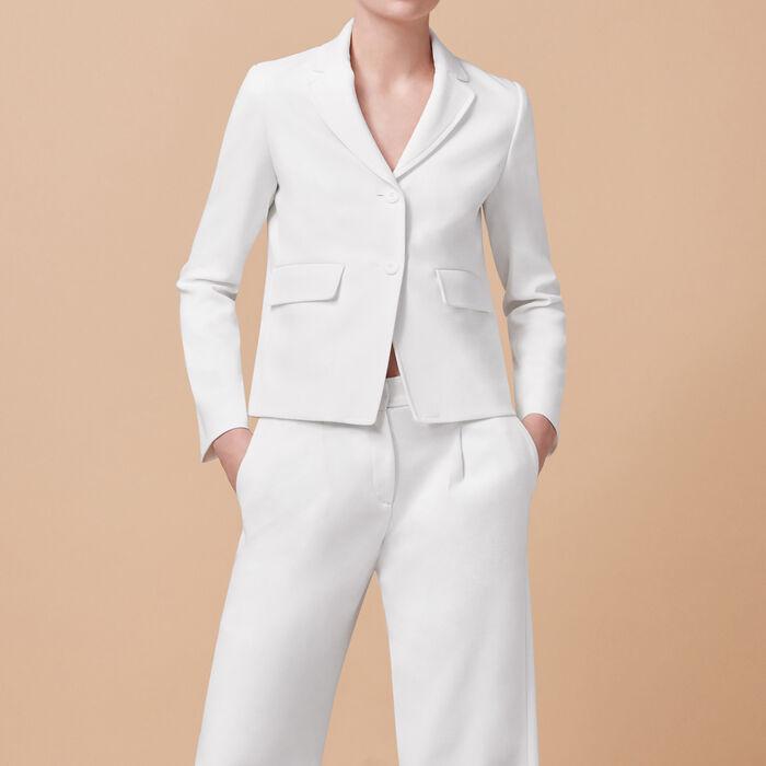 Veste de tailleur - Dress Code - MAJE