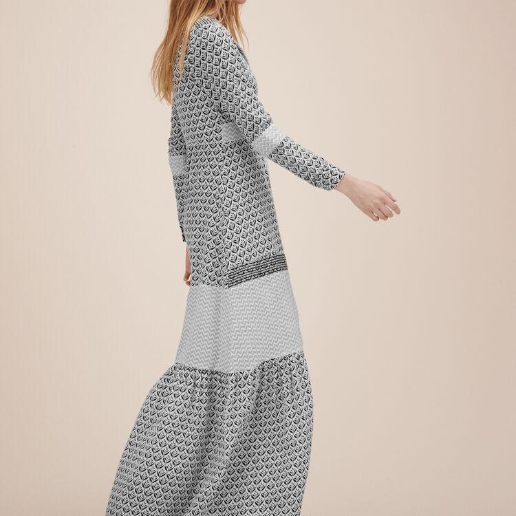 Robe-chemise longue - Robes - MAJE