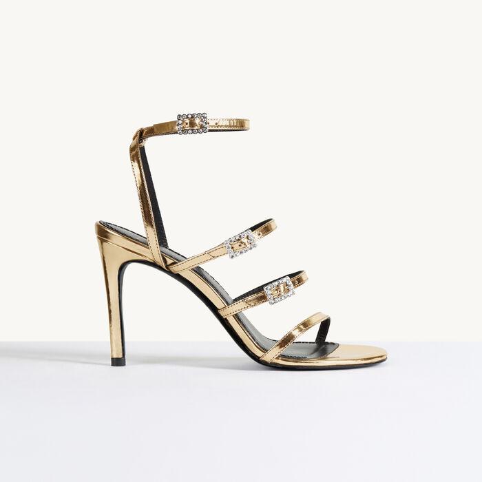 Sandales à talons -  - MAJE