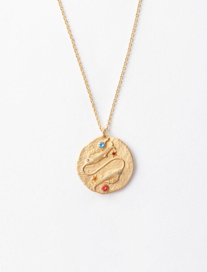 Médaille Astro Poisson -  - MAJE