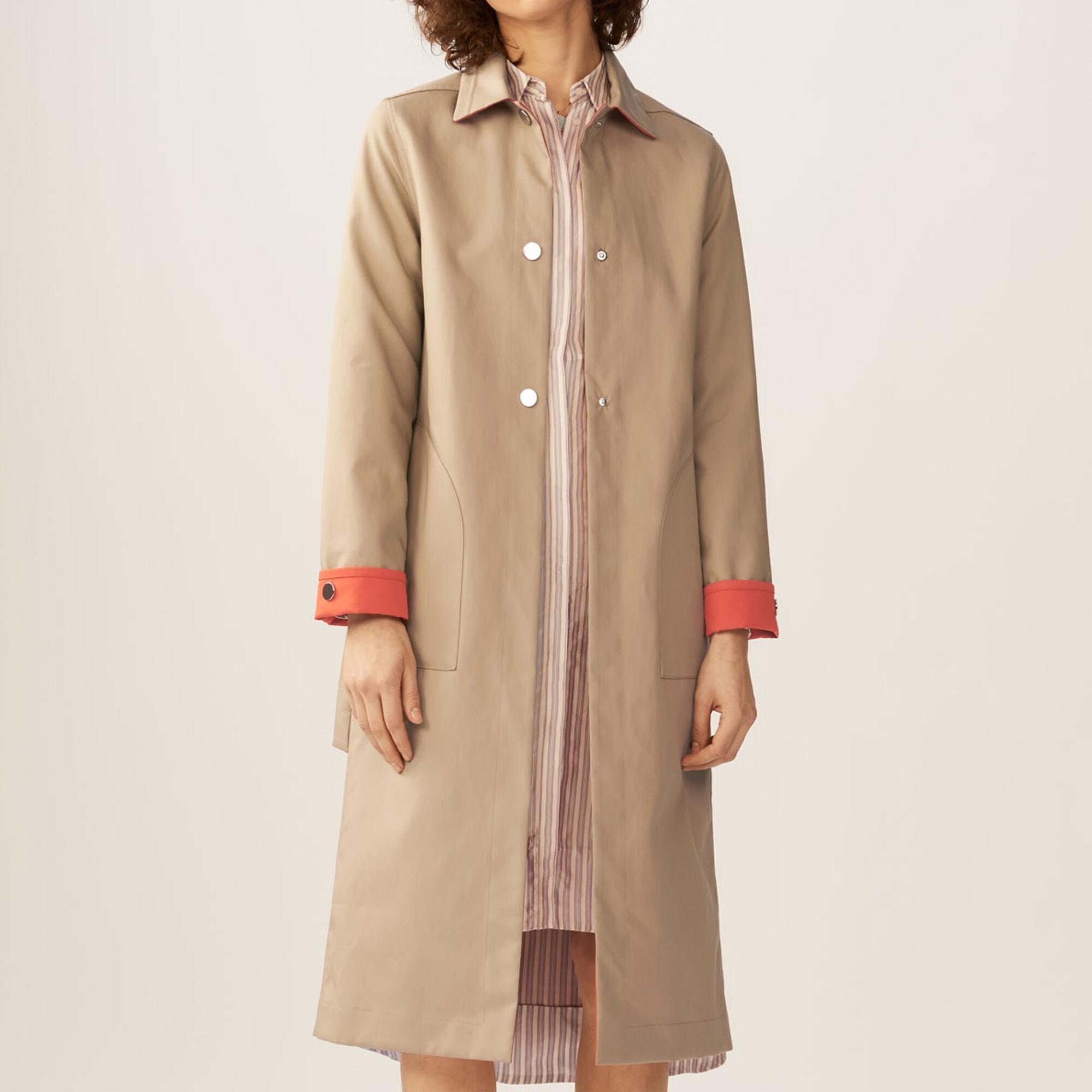 Manteau gris chine femme h&m