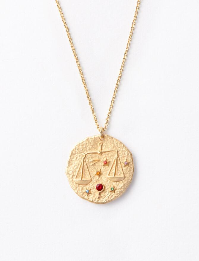 Médaille Astro Balance -  - MAJE