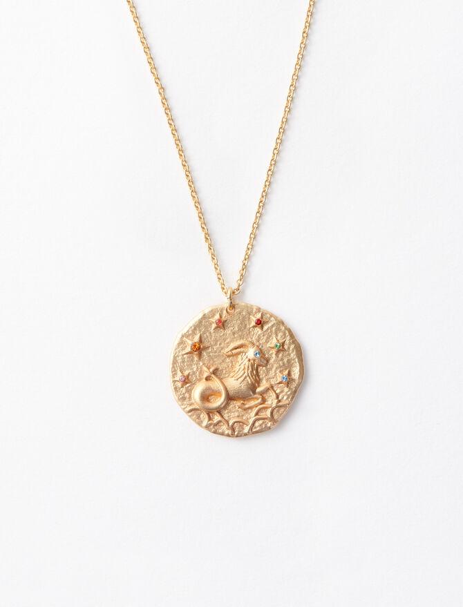 Médaille Astro Capricorne -  - MAJE