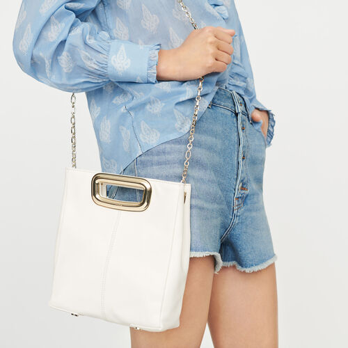 Short en denim : Jupes & Shorts couleur Bleu