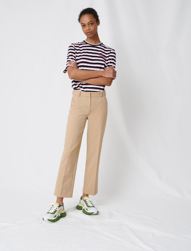 Pantalon de tailleur - Pantalons & Jeans - MAJE