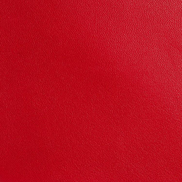 Pochette M Duo encuir : M Duo couleur ROUGE