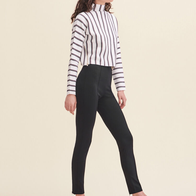 Legging esprit fuseau : Pantalons & Jeans couleur Black