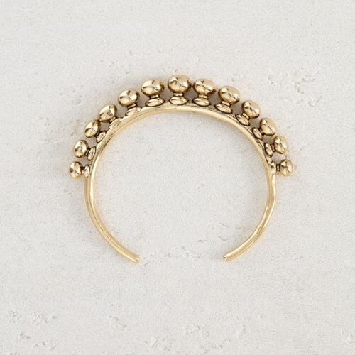 """Bracelet """"Arty"""" : Bijoux couleur OR"""