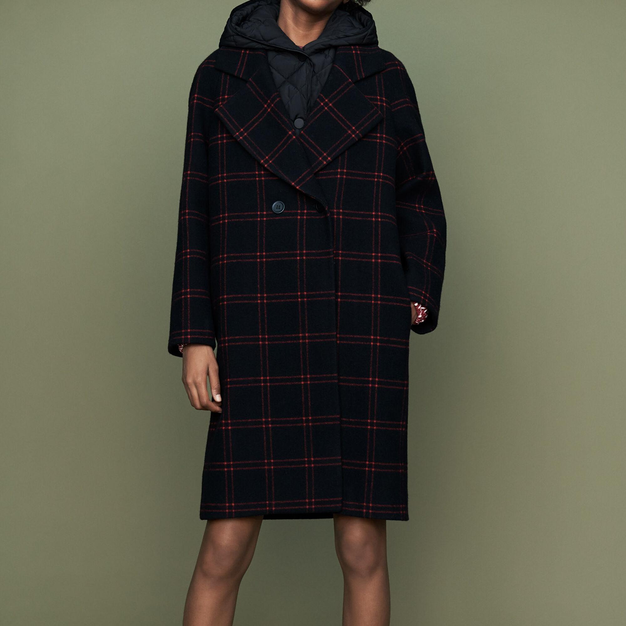 Prêt Manteaux femme pour Paris porter femmes à Maje pAwASqv5rx
