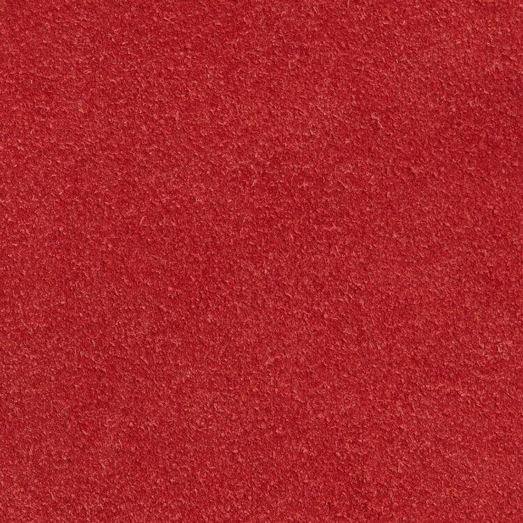 Sac M Walk en suède : M Walk couleur Rouge