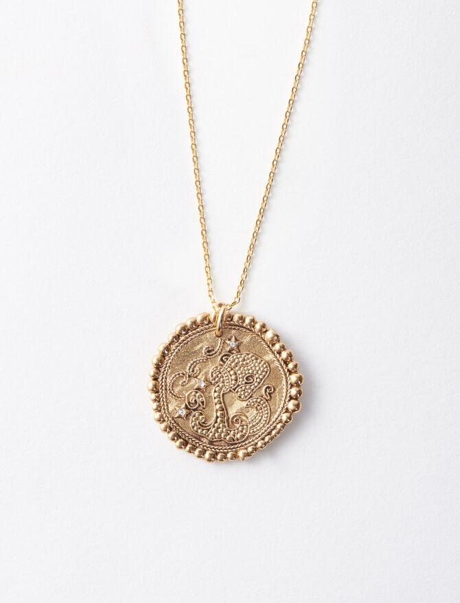 Médaille Constellation Verseau -  - MAJE