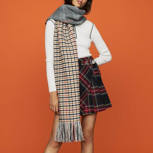 8d013006d35c Châles   Ponchos - Prêt à porter féminin   Maje Paris