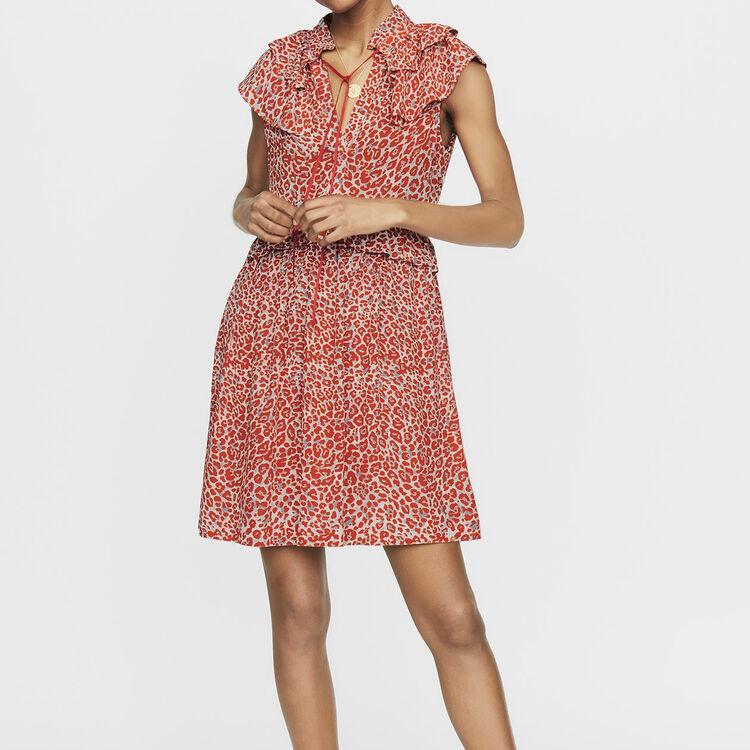 Robes true Robe sans manches à imprimé léopard   Robes couleur IMPRIME 519fe31c16b6
