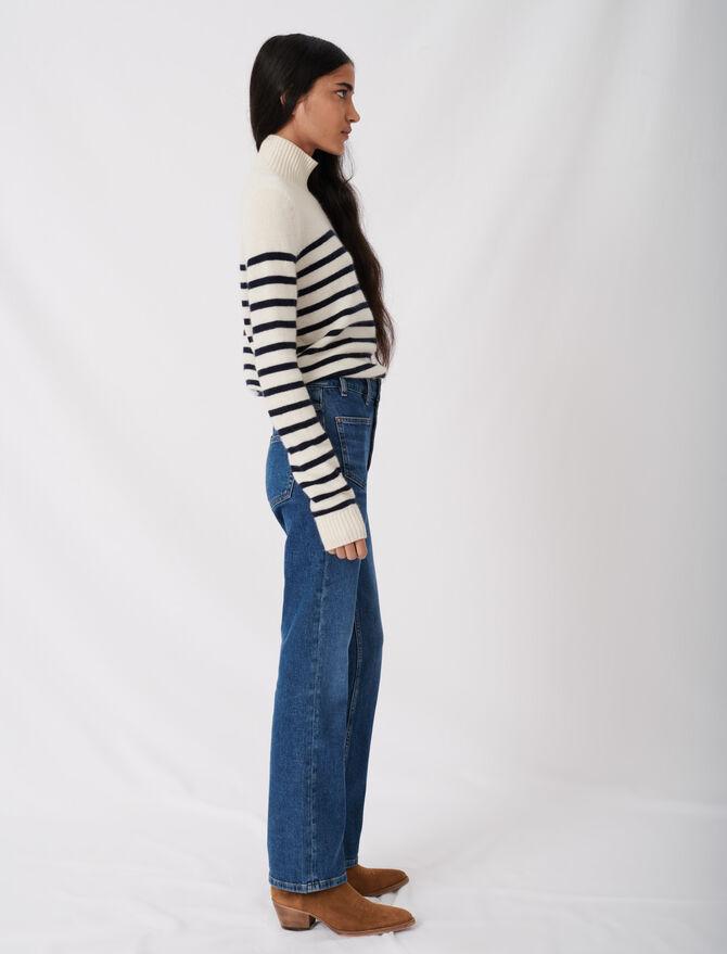 Jean à poches - Pantalons & Jeans - MAJE
