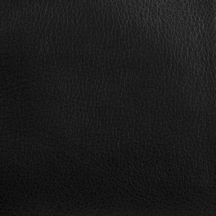 Sac M Walk à franges en cuir : M Walk couleur BLACK