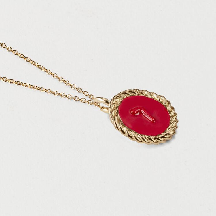 Médaillon numéro 7 : Bijoux couleur OR