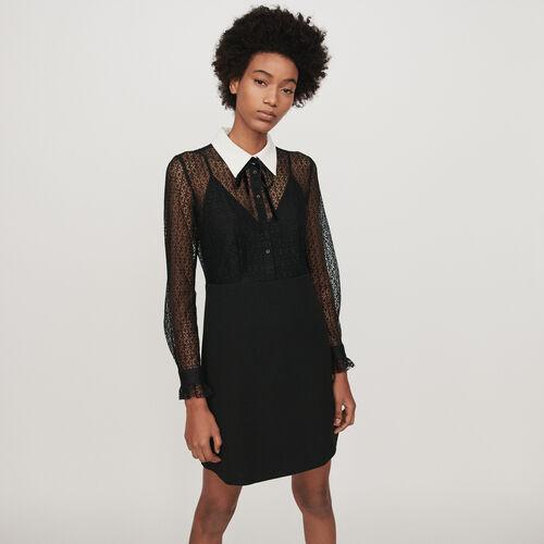 4e24c7e40ca2c3 Robes - Prêt à porter pour femme | Maje Paris
