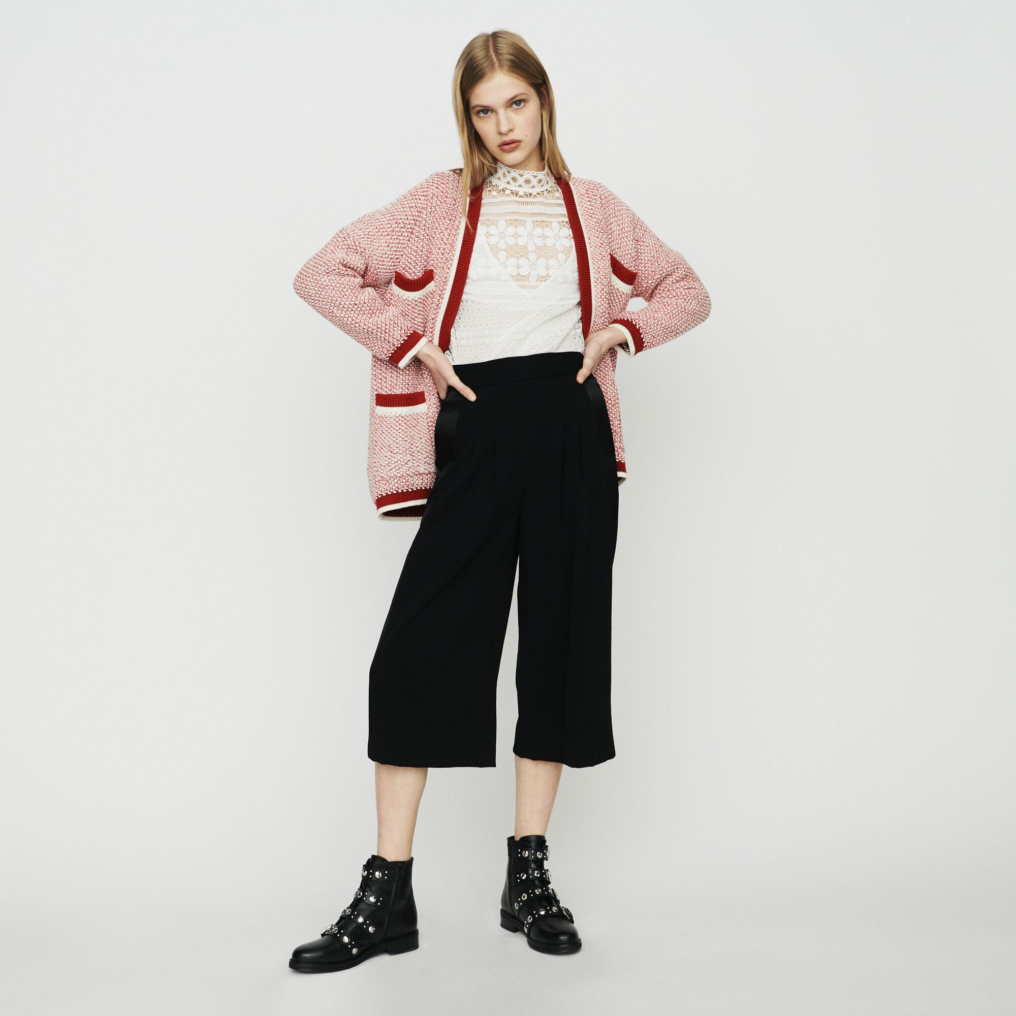 Paris En À Vêtements Porter FémininMaje Maille Prêt 0nPkwO