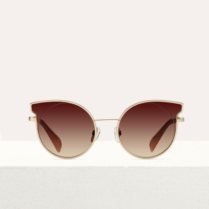 sg010755 lunettes de soleil cat eye lunettes maje paris. Black Bedroom Furniture Sets. Home Design Ideas