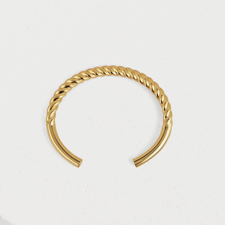Bracelet semainier 2 en laiton doré : Bijoux couleur OR