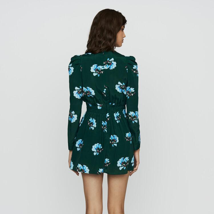 Combinaison short épaulée : Jupes & Shorts couleur IMPRIME