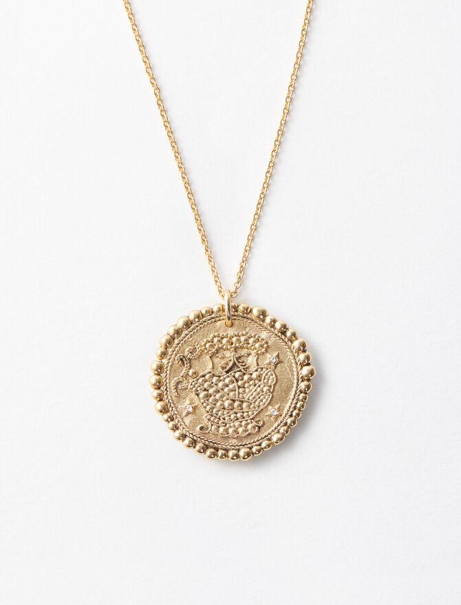 Médaille Constellation Gémeaux -  - MAJE