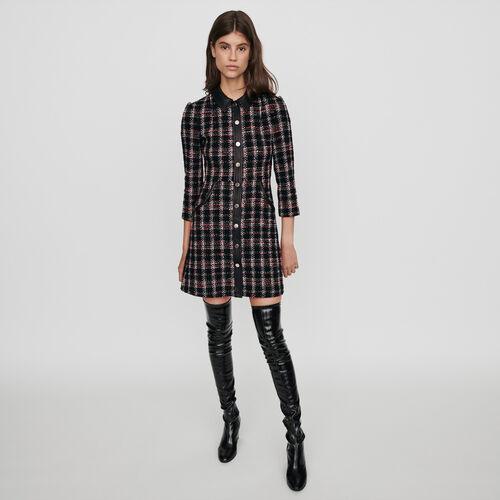 ac0cc7bb4 Robes - Prêt à porter pour femme | Maje Paris