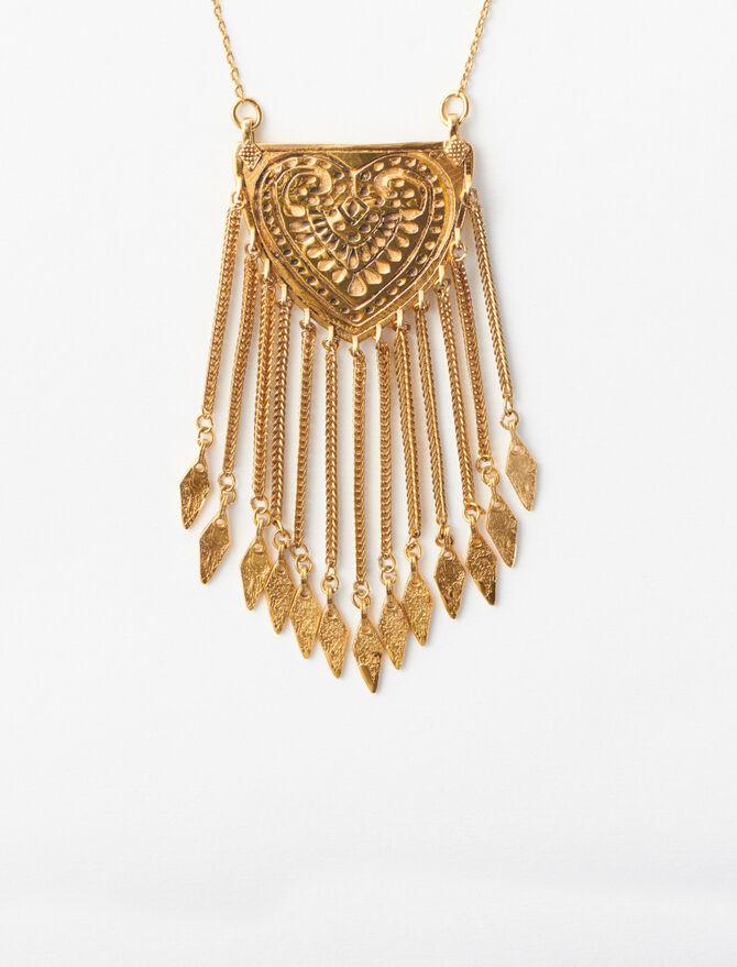 Collier à pendentif inspiration berbère - Bijoux - MAJE