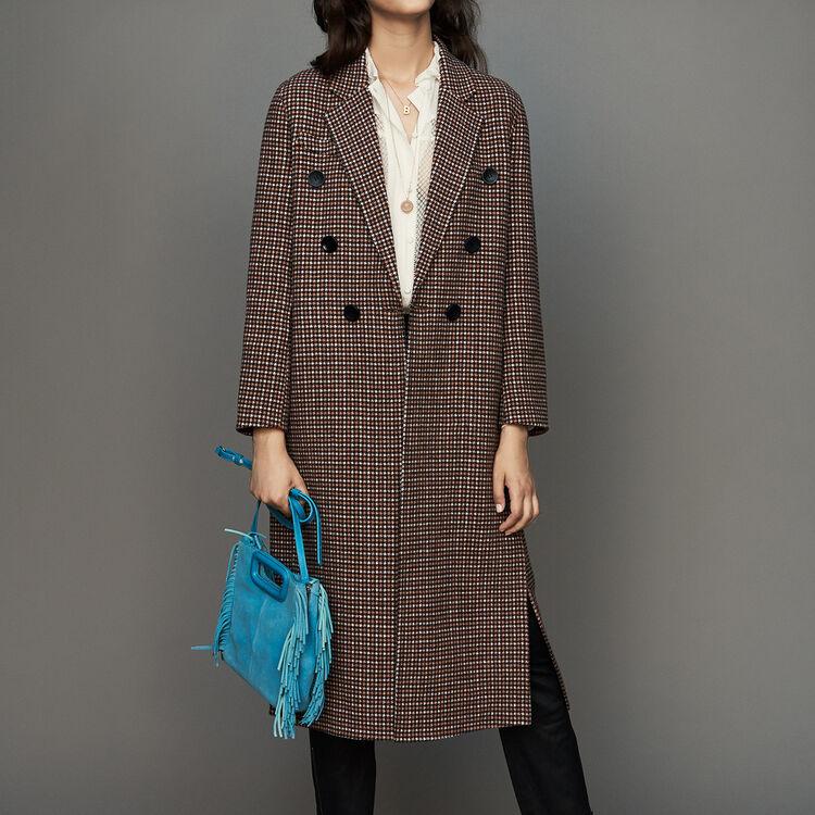 Manteaux femmes - Prêt à porter pour femme   Maje Paris 0cd4c4cc7b90