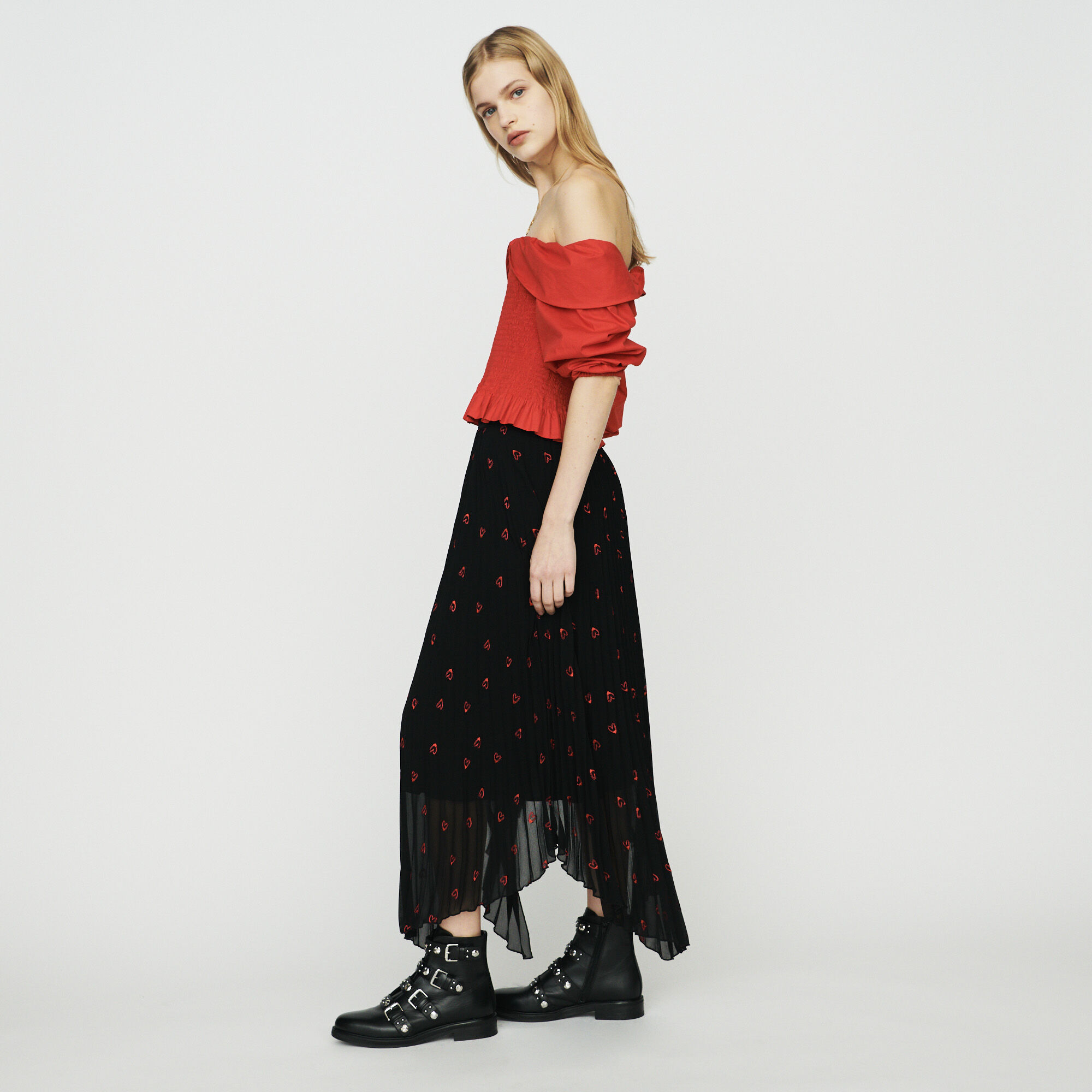 À Jupes Paris amp; Maje Shorts Prêt Féminin Porter BtZwPtqx