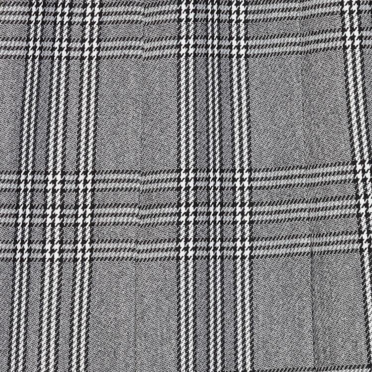Jupe longue avec découpes : Prêt-à-porter couleur CARREAUX