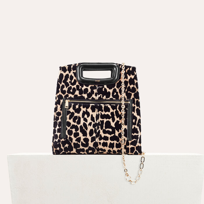 Sac léopard imprimé : Sacs M couleur IMPRIME