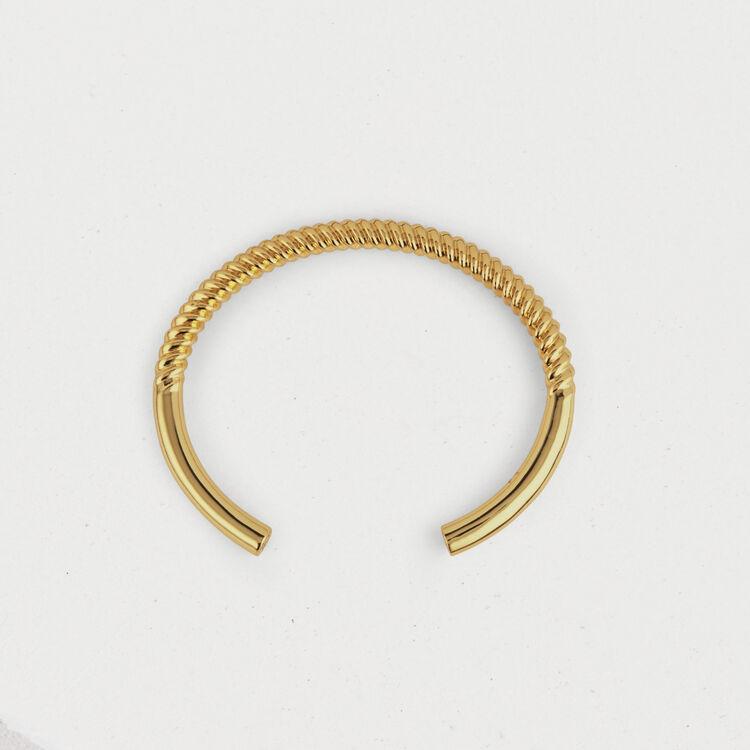 Bracelet semainier 6 en laiton doré : Bijoux couleur OR