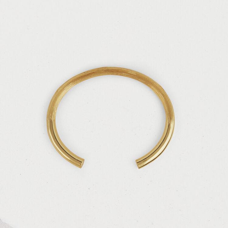Bracelet semainier 4 en laiton doré : Bijoux couleur OR