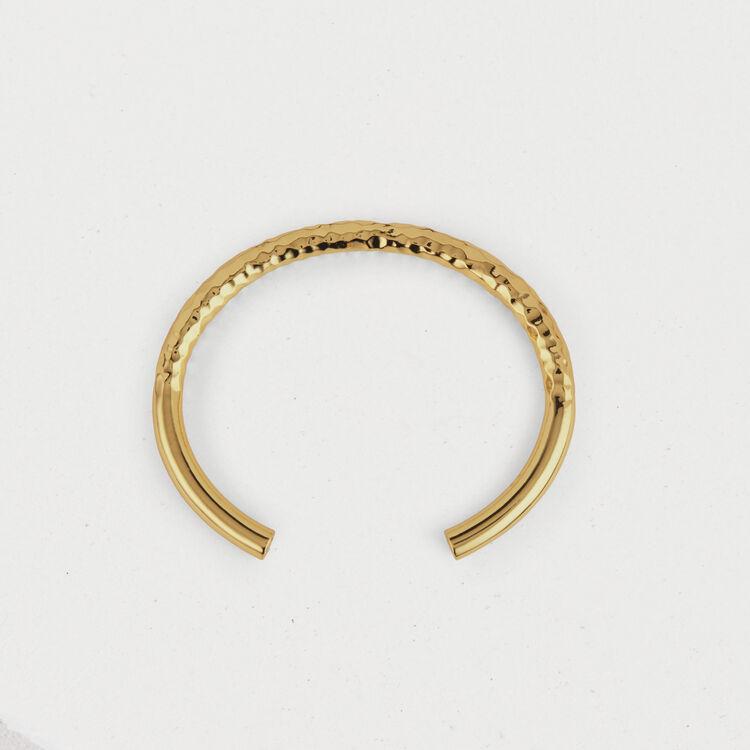 Bracelet semainier 3 en laiton doré : Bijoux couleur OR
