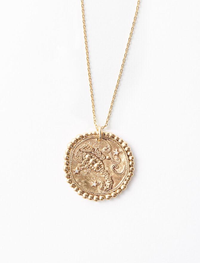 Médaille Constellation Scorpion -  - MAJE