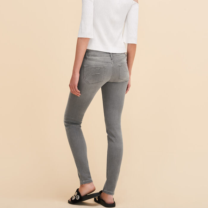 Jean skinny - Collection Été - MAJE