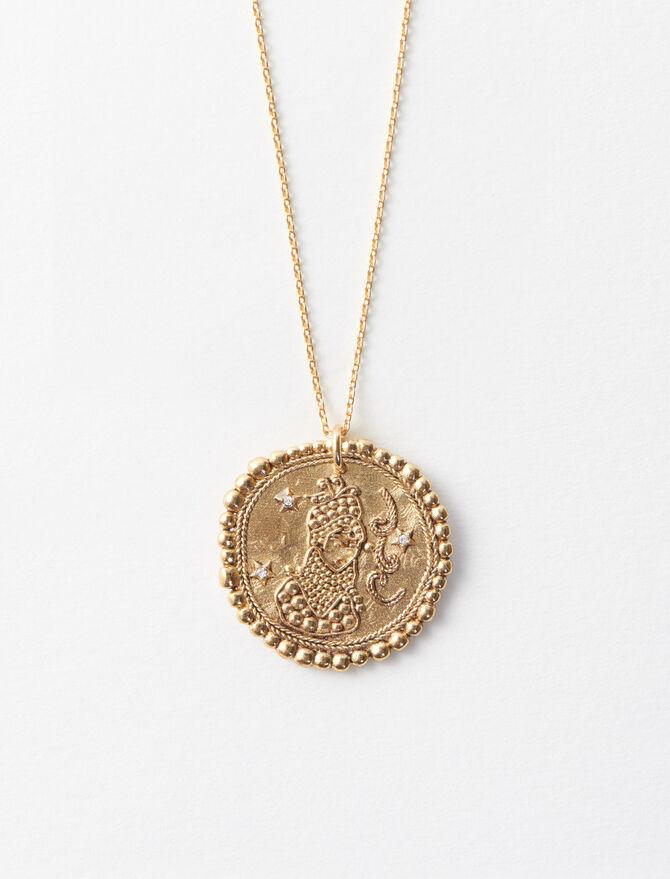 Médaille Constellation Vierge -  - MAJE