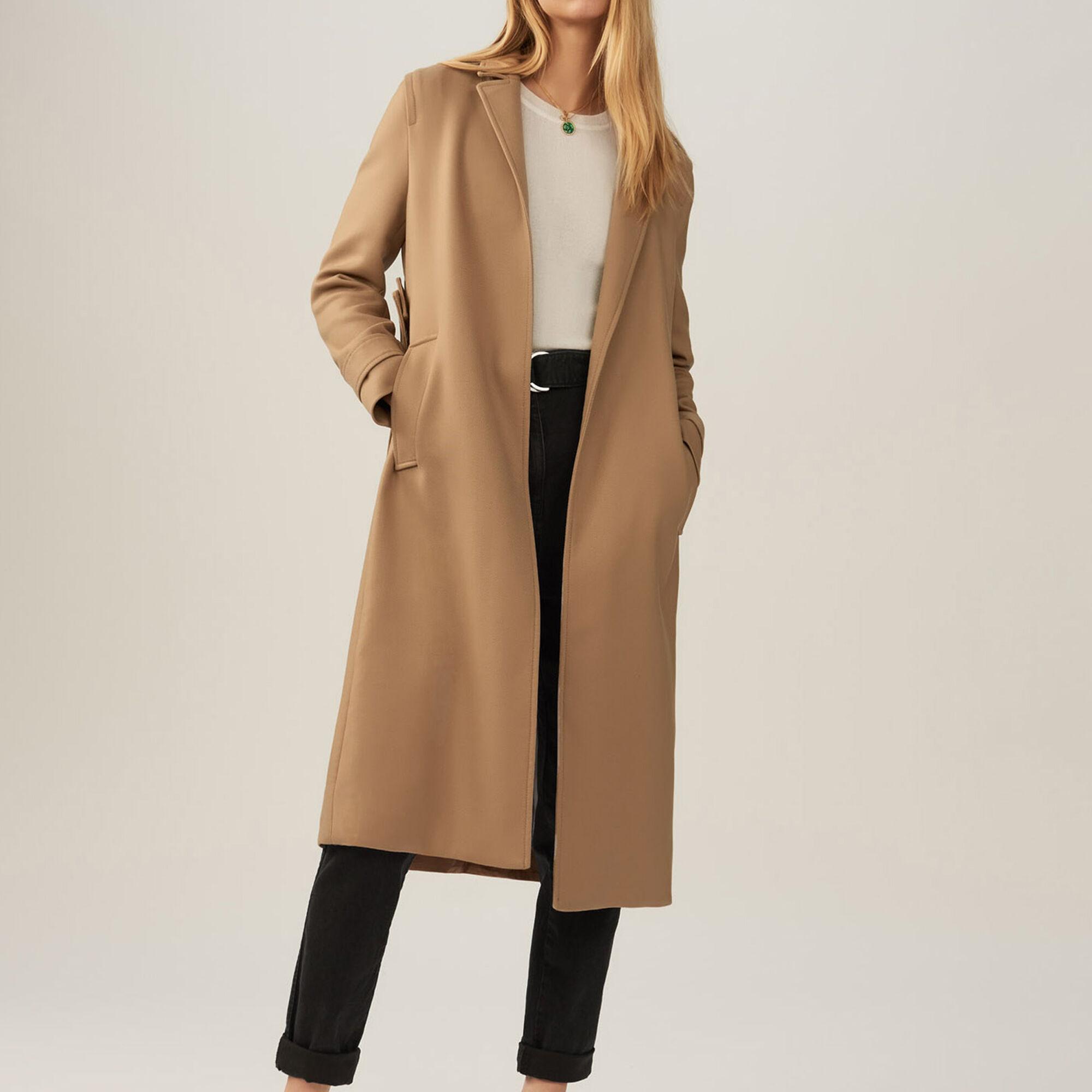 Maje manteau femme
