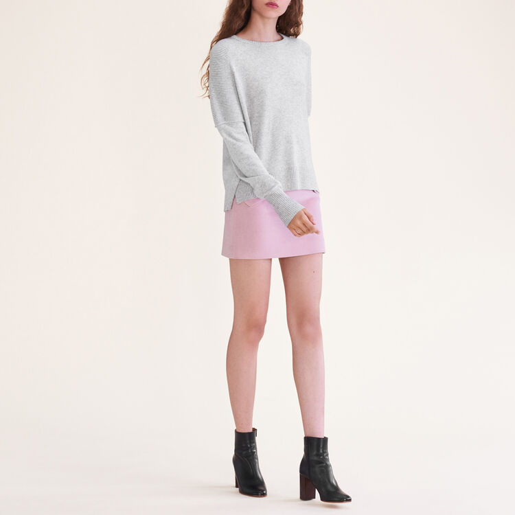 Pull en cachemire - Maille - MAJE