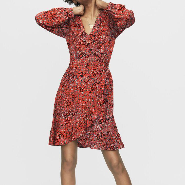 Robe à imprimé léopard : Nouvelle Collection couleur IMPRIME