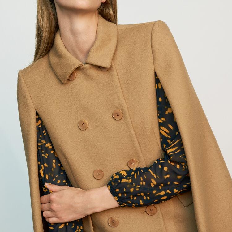 66ba2a43fca26 Manteaux femmes - Prêt à porter pour femme   Maje Paris
