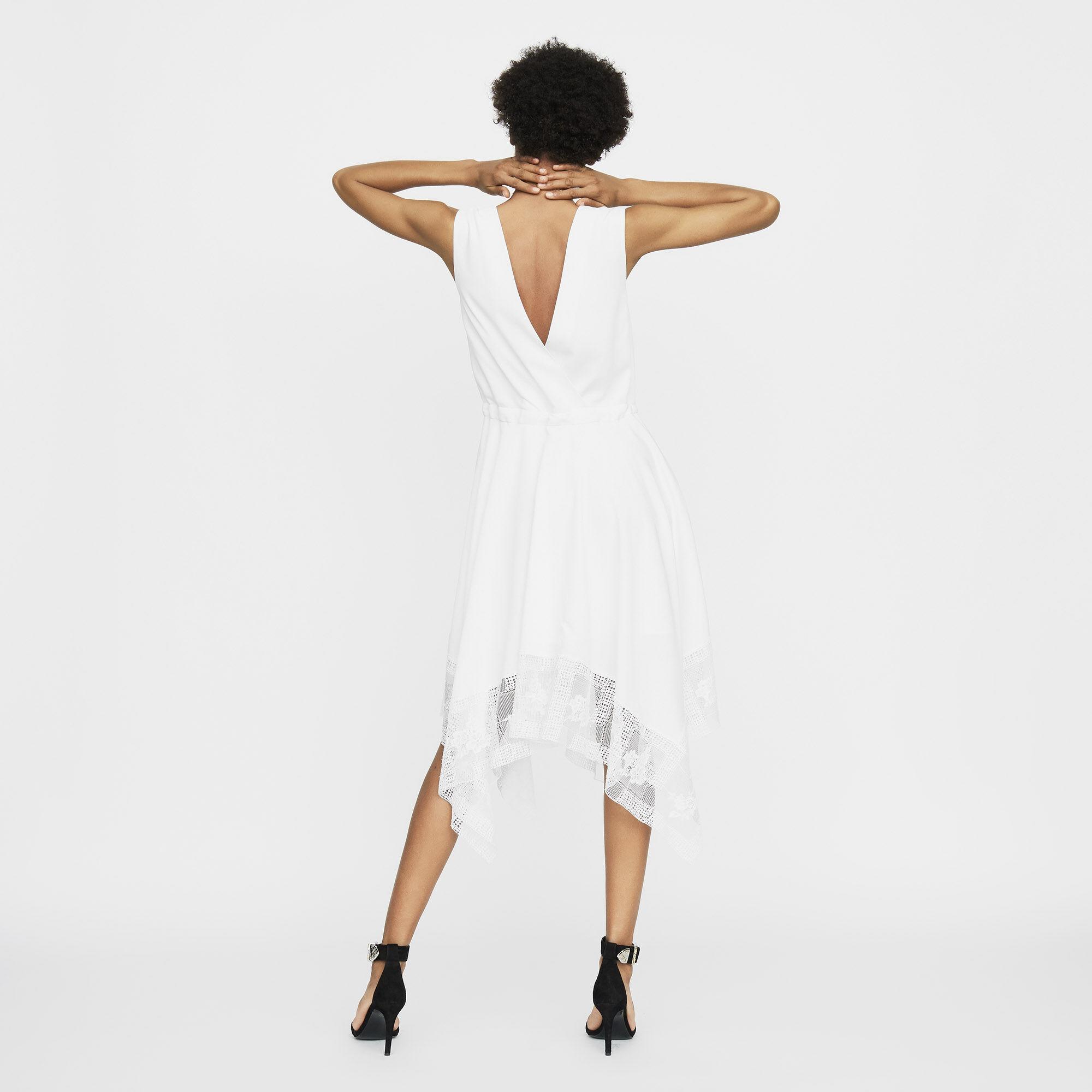 Rushane Robes Avec Dentelle Maje Manches Longue Sans Robe Paris rgxYwvqrf