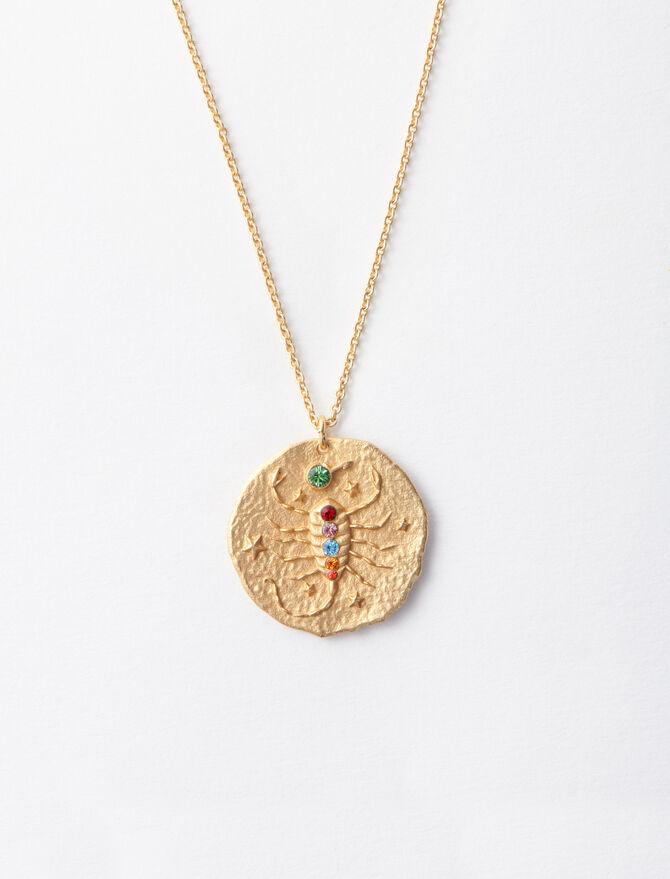 Médaille Astro Scorpion -  - MAJE