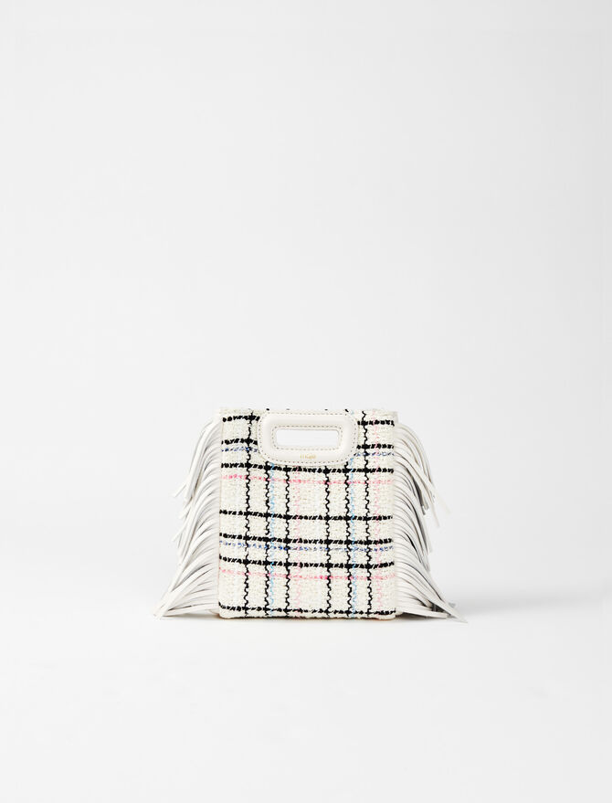 Sac M mini en tweed - Sacs M - MAJE