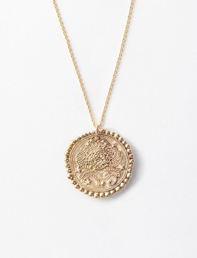 Médaille Constellation Cancer -  - MAJE