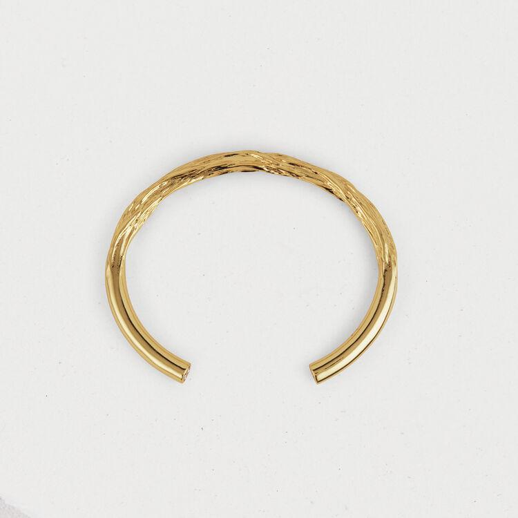 Bracelet semainier 7 en laiton doré : Bijoux couleur OR