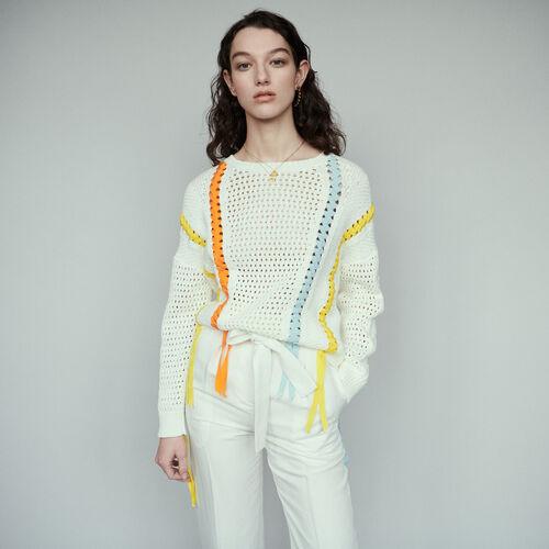 54d93087c6217 Vêtements en maille - Prêt à porter féminin | Maje Paris