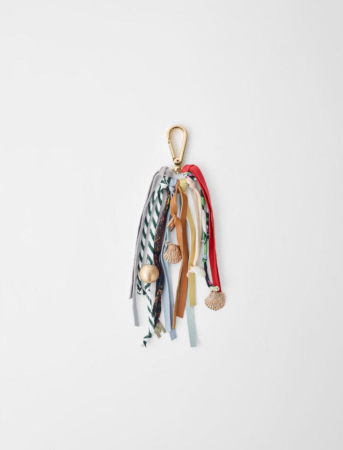 Porte-clés grigri -  - MAJE