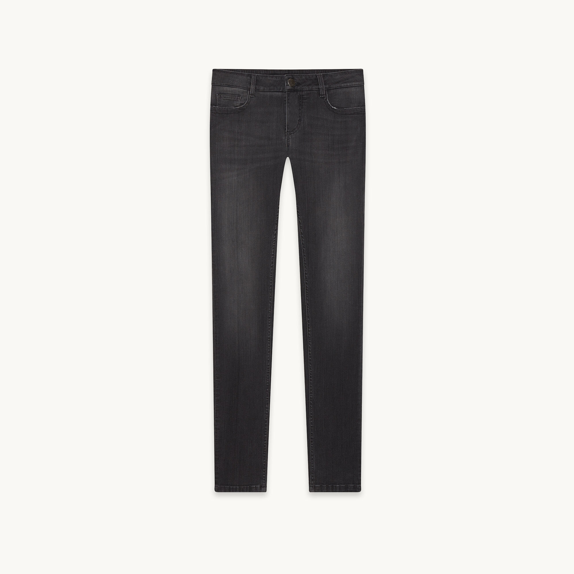 JAW Jean skinny taille basse